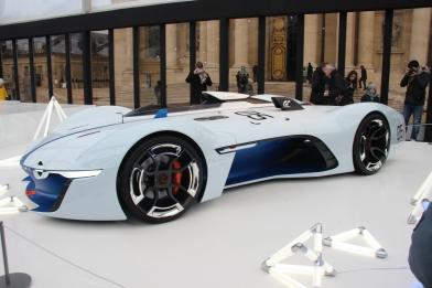Renault Alpine Vision Gran Turismo  Crédits: ©Marie Lizak