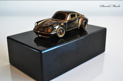 Porsche 911 Backdating ©David Masle Automotive Artist