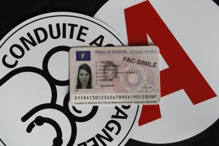 Passage du permis de conduire dans une auto école