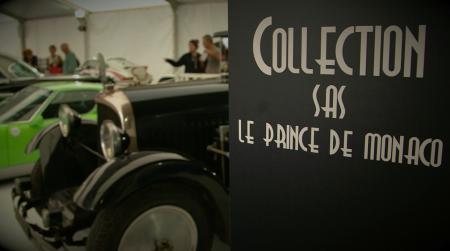 La collection personnelle du Prince de Monaco sera cette année encore présente au salon. ©French Riviera Classic