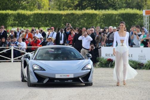 McLaren 570 S ©Marie Lizak