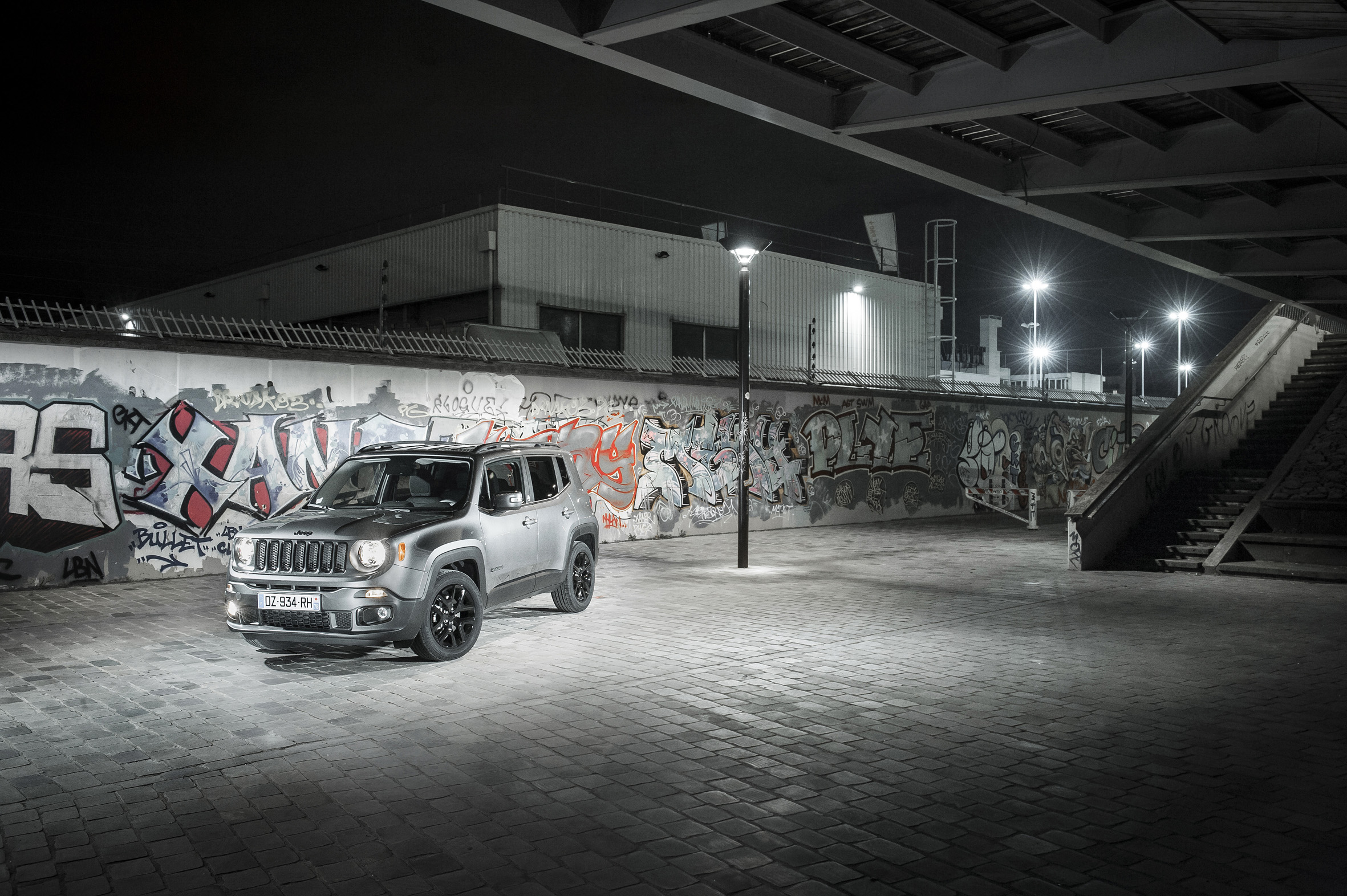 jeep renegade brooklyn edition l esprit new yorkais une fille au volant. Black Bedroom Furniture Sets. Home Design Ideas