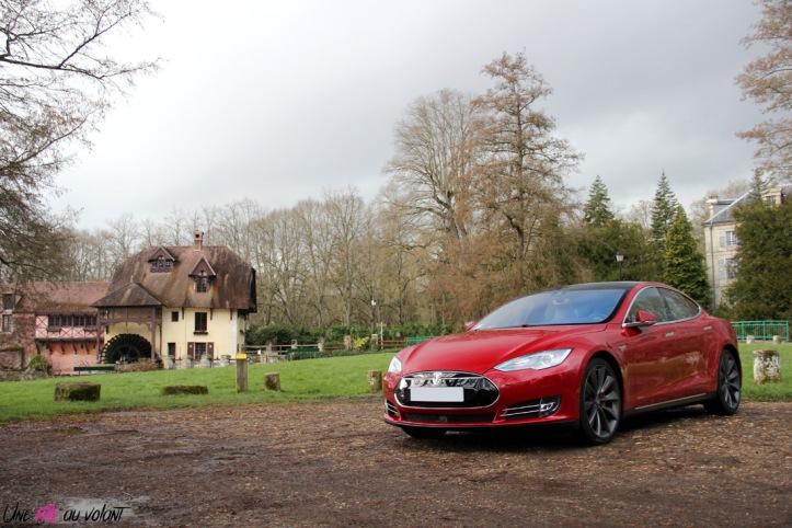 Essai Tesla Model S P90D