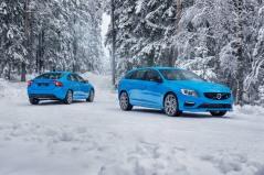 Volvo S60 and V60 Polestar, model year 2016