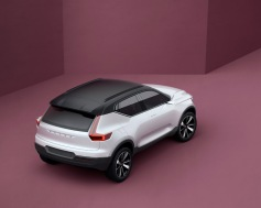Volvo Concept 40.1 rear quarter high
