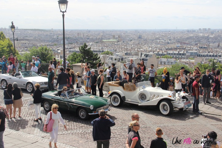 Traversée de Paris estivale 2017