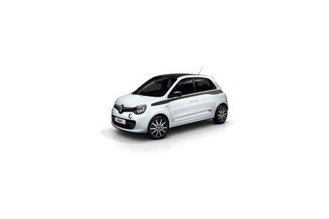 2017 - Renault TWINGO série limitée La Parisienne
