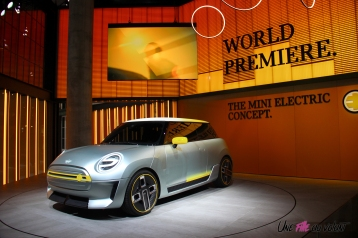 Mini Electric Concept Francfort 2017