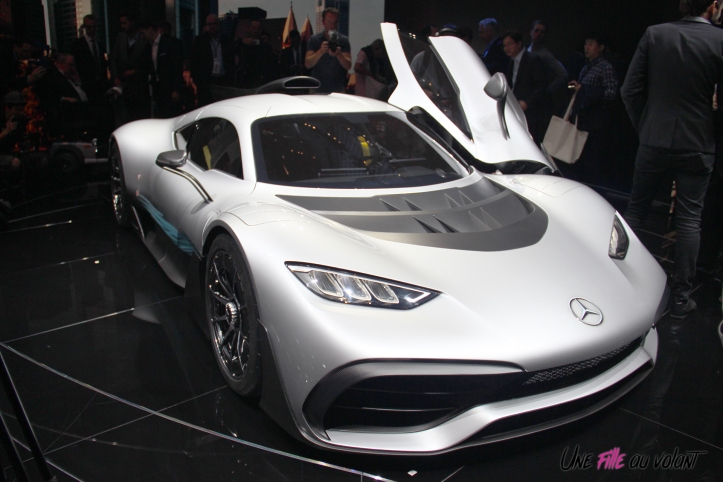 Mercedes-AMG Project One Francfort 2017