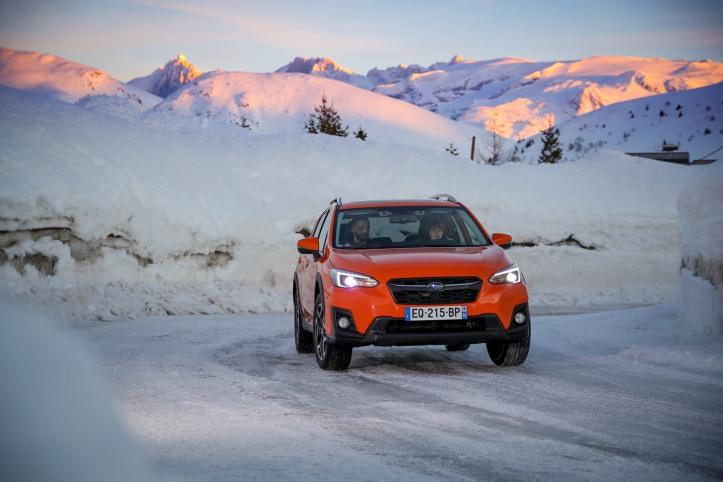 Subaru XV Alpe d'Huez 2018