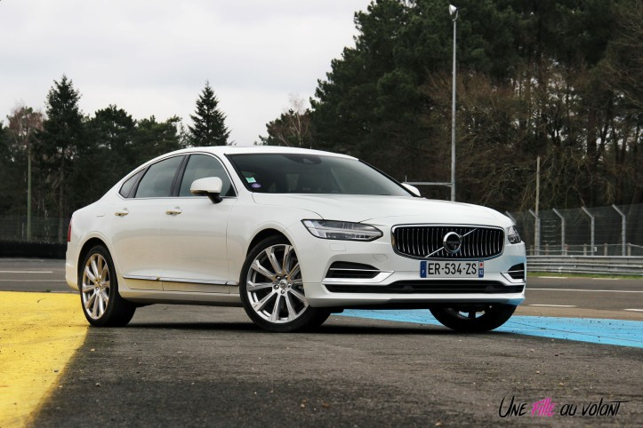 Volvo S90 T8 Twin Engine Inscription Luxe