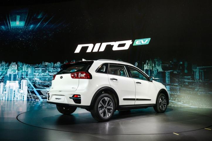 Kia Niro EV 2018