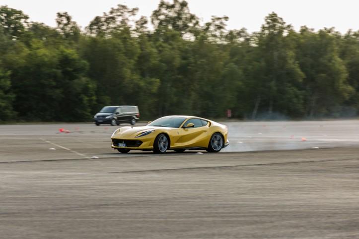 Ferrari 812 Superfast Mortefontaine