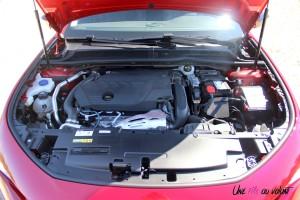 Peugeot 508 GT 2018 PureTech 225 essence moteur