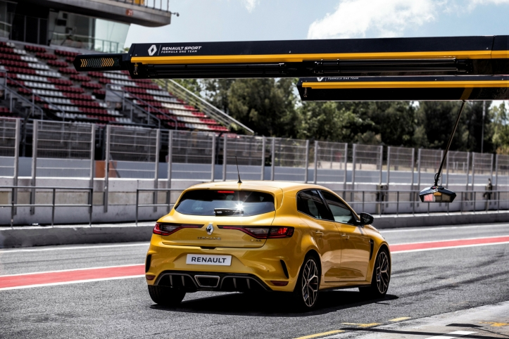 Renault Mégane RS Trophy 2018