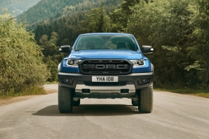 Ford Ranger Raptor face avant