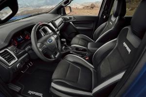 Ford Ranger Raptor intérieur