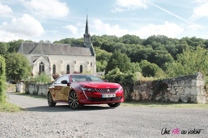Peugeot 508 GT Line rouge ultimate