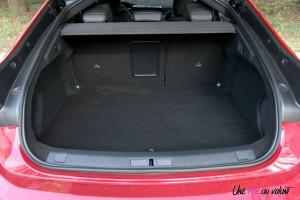 Essai Peugeot 508 coffre