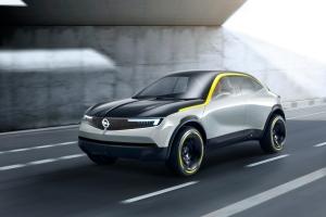 Opel GT X Experimental Concept dynamique