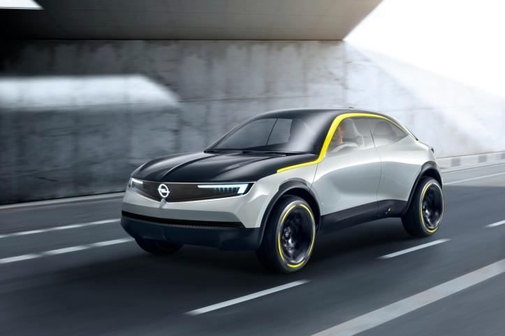 Opel GT X Experimental Concept 2018 1