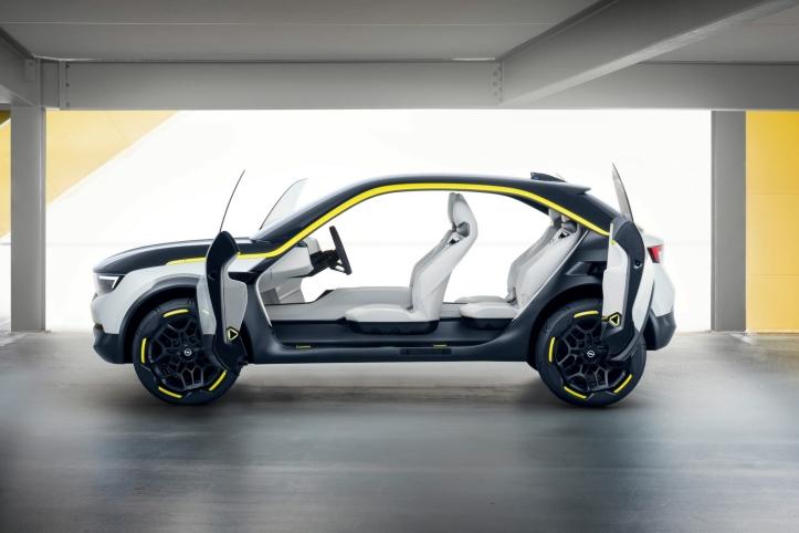 Opel GT X Experimental Concept 2018