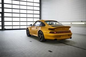 Porsche 911 Project Gold 2018 arrière