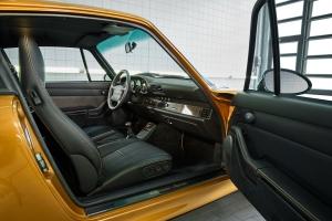 Porsche 911 Project Gold 2018 intérieur