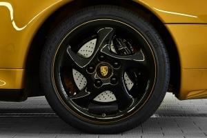 Porsche 911 Project Gold 2018 jante