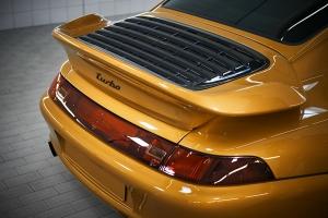 Porsche 911 Project Gold 2018 aileron