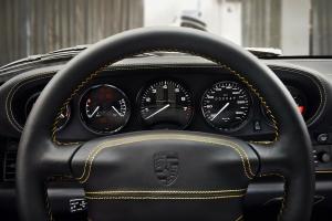 Porsche 911 Project Gold 2018 compteurs