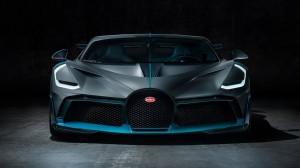 Bugatti Divo 2018 face avant W16