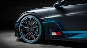 Bugatti Divo 2018 jante aile avant