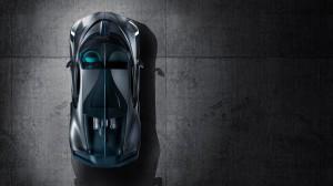 Bugatti Divo 2018 toit