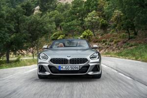 BMW Z4 avant calandre roadster M40i feux