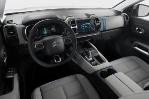 Citroën C5 Aircross Hybrid Concept intérieur