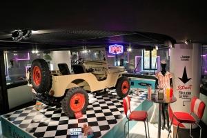 Exposition Jeep Around MotorVillage 2018 Wrangler