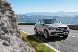 Mercedes GLE 2018 avant dynamique 450 4Matic