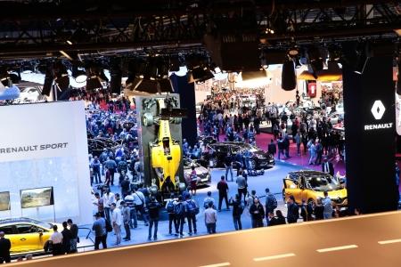 Mondial de Paris Renault