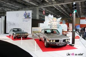 Exposition Routes mythiques Mondial auto Paris 2018
