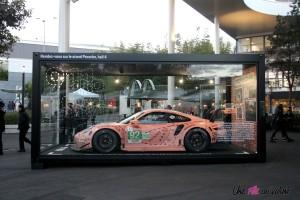 Porsche 24 Heures du Mans Mondial auto Paris 2018