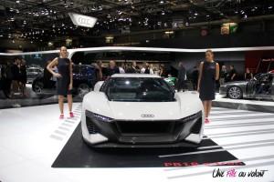 Audi PB18 e-tron Mondial auto Paris 2018