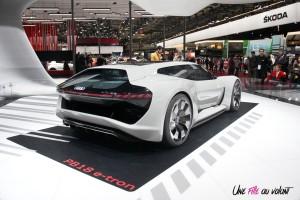 Audi PB18 e-tron Mondial auto Paris 2018 arrière