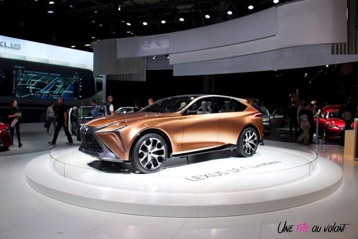 Lexus LF-1 Limitless Mondial auto Paris 2018