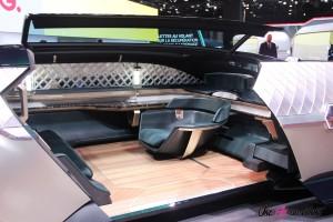 Renault EZ-Ultimo Mondial auto Paris 2018 intérieur