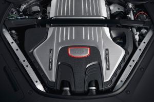 Porsche Panamera GTS 2018 moteur V8 turbo