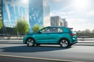 Volkswagen T-Cross profil roues dynamique