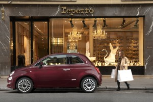 Fiat 500 by Repetto 2018 profil