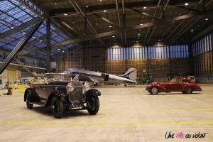 Hispano-Suiza, H6B Cabriolet double phaeton, Alfa Romeo 8C, Artcurial, Rétromobile