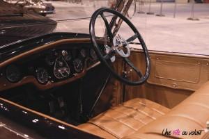 Hispano-Suiza, H6B, Cabriolet, Sport Double Phaeton, Million-Guiet, intérieur